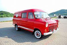 Ford Transit engines for sale. Ford Transit, Car Ford, Ford Trucks, Classic Motors, Classic Cars, Old School Vans, Red Vans, Campervan Interior, Cool Vans