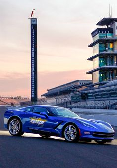 Corvette 2014 - Indy 500 Pace Car