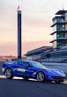 Corvette 2014 - Indy 500 Pace Car