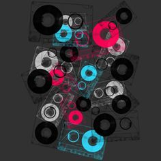 Mix Tape is a T Shirt designed by expo to illustrate your life and is available at Design By Humans