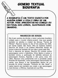 Apostila dos Gêneros Textuais com Atividades para imprimir.