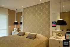 Amazing Interior Design Ideas For Home Home Bedroom, Bedroom Decor, Bedrooms, Home Interior Design, Interior Decorating, Hotel Room Design, Master Room, Small Rooms, Interiores Design