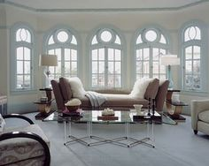 gorgeous architectural windows