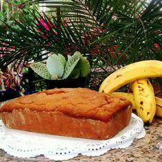 Banana Bread  #casavioly