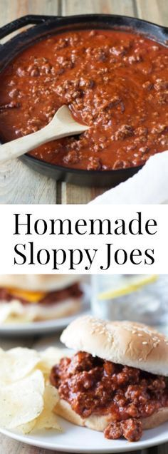 A quick and simple recipe that replaces that store bought can of sauce!