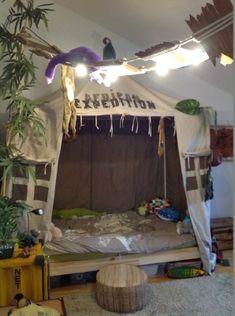 chambre Indiana Jones/indiana Jones's bedroom