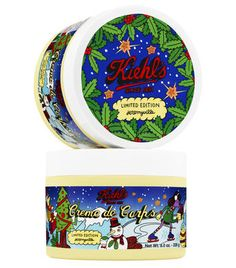 Purchase Creme de Corps Whipped Body Butter Jeremyville Limited Edition Collection on Kiehl's Since 1851 official boutique. Exclusive luxury products available with secure online payment