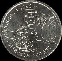 200 Escudos - Parte II -1998