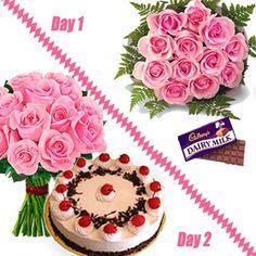 2 Days Love Pleasure at Bookflowers.com