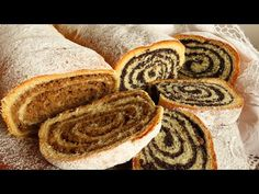 Najsočnija Orahnjača i Makovnjača / Amazing Walnut and Poppy Seed Rolls - YouTube