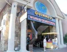 Guinness World Record Museum - See the Amazing Book come to Life through incredible displays, cool interactive games, trivia, themed galleries and video!