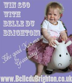 Win £50 with Belle Du Brighton