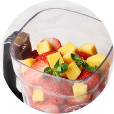 Kuvings Vacuum Blender SV500S - Kuvings Türkiye Mixer, Fruit Salad, Food, Products, Sparkling Wine, Sous Vide, Champagne, Easy Meals, Fruit Salads