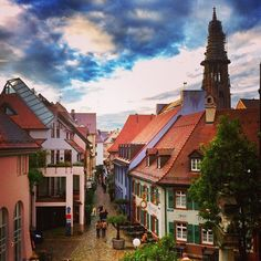 Freiburg, Germany #myfavtrip