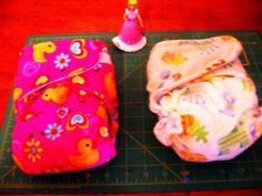 Pocket Diaper tut