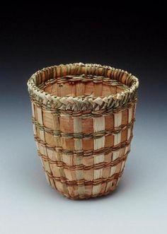 Wetland Cattail Basket