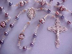 love this rosary!
