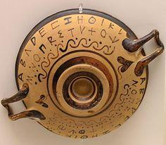 Alfabeto greco - Wikipedia