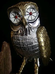 Bubo from Clash of The Titans (designed by Ray Harryhausen)