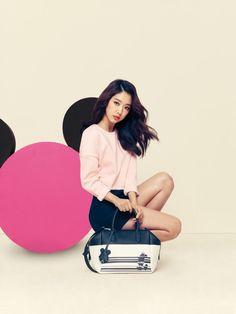 박신혜 브루노말리 2014 SS 화보 Park Shin Hye BRUNOMAGLI 2014 SS Collection