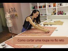 Curso online de Como tirar molde a partir de roupas prontas   eduK.com.br - YouTube