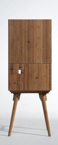 Fibonacci Cabinet Design Furniture, Cabinet Furniture, Wood Furniture, Modern Furniture, Furniture Ideas, Console Table, Interior Desing, Furniture Inspiration, Wood Design