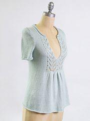 Ravelry: Sylvia Sweater pattern by Sylvia Hager