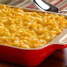 Cheesy Macaroni and Cheese