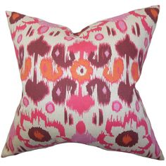 Pink Ikat Home Goods: Free Shipping on orders over $45 at Overstock.com - Your Home Goods Store! Get 5% in rewards with Club O!