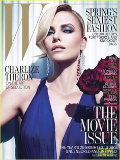 Charlize looks INCREDIBLE