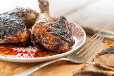 Fire up the grill and make some Grilled Spiced Beer Chicken!