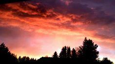 Lloydminster Sunset May 31, 2015