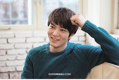 Joo Won for CUVISM Mag