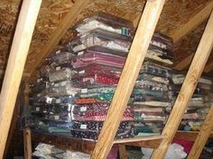 Great for attic storage by pauline