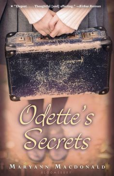 Odette is a young Jewish girl living in Paris during a dangerous time. The Nazis have invaded the city, and every day brings new threats.After Odette's father enlists in the French army and her mother joins the Resistance, Odette is sent to the countryside until it is safe to return. On the surface, she leads the life of a regular girl--going to school, doing chores, and even attending Catholic Mass with other children. But inside, she is burning with secrets about the life she left behin...