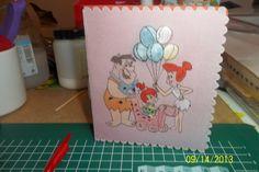 biglittini per festa infantile,(tarjetitas de fiestas para niños)