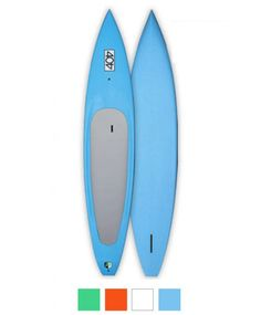 """404 12' 6"""" Race Monster Stand Up Paddle Board #SUP Buy Now: www.waterwaysup.com/404-monster.html $1,825"""
