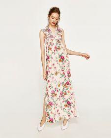 Zara Floral Print Spring Clothing