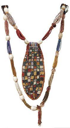 Yoruba Ifa Diviner's Necklace 4