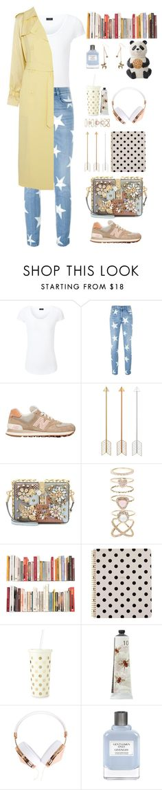 """""""Без названия #170"""" by vision27 ❤ liked on Polyvore featuring Joseph, STELLA McCARTNEY, DKNY, New Balance, Dolce&Gabbana, Accessorize, Kate Spade, TokyoMilk, Frends and Givenchy"""