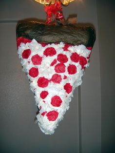 Pizza Pinata Party?  hmmm?