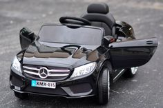 2016 New Mercedes Benz Style Ride On Car 12V with Remote Control | Black
