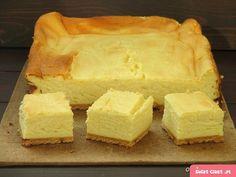 Sernik z mlekiem w proszku - Swiatciast.pl Polish Recipes, Polish Food, Cheesecakes, No Bake Cake, Cornbread, Food And Drink, Yummy Food, Sweets, Baking