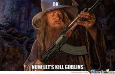 goblins...