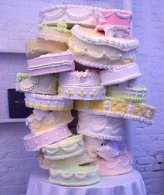 Most fun cake ever? Yeah.