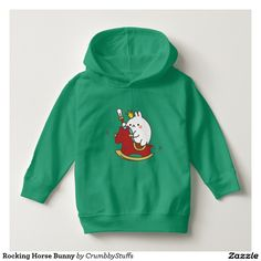 Rocking Horse Bunny Shirt