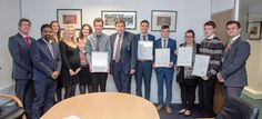 Kit Malthouse MP Meets Be Wiser Apprentices