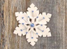snowflakes silverblue | Flickr - Photo Sharing!