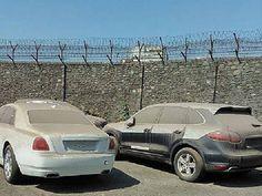 Dubai's Abandoned Supercars - Carhoots