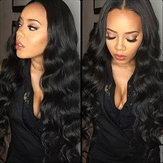 Body Wave Hair Weft By Hismile Hair Natural Color Hair Extensions Brazilian Human Hair Soft And Shining Hair Weft 1b Color Hair Human Hair Real Hair Weft 161820 -- Learn more by visiting the image link. (Note: It's an affiliate link to Amazon) #BeautySalonEquipment